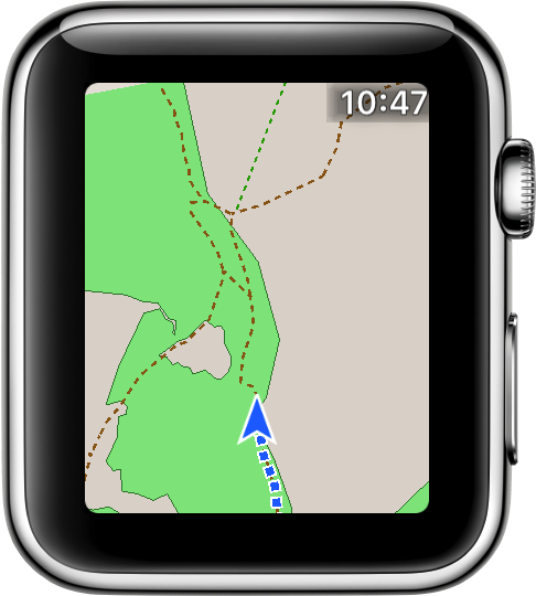 Map on a Strap